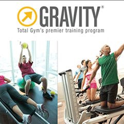 Total Gym® GRAVITY®