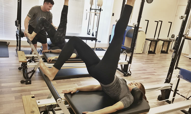 pilates on circuit